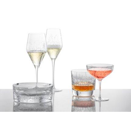 Scrumiera Zwiesel Glas Bar Premium No.3, design Charles Schumann, handmade, 92mm