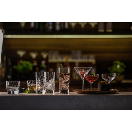 Set Zwiesel Glas Bar Premium No.3 Whisky, design Charles Schumann, handmade, carafa 500ml si 2 pahare