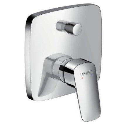 Sistem de dus incastrat Hansgrohe Design Croma Logis cu 2 consumatori