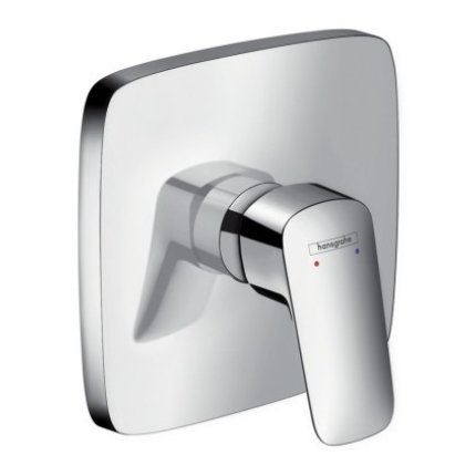 Sistem de dus incastrat Hansgrohe Design Croma Logis cu 1 consumator