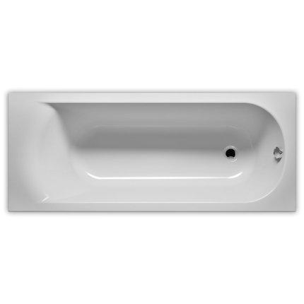 Cada baie rectangulara Riho Miami 150x70cm, acril