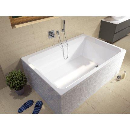 Cada baie rectangulara Riho Castello 180x120cm, acril