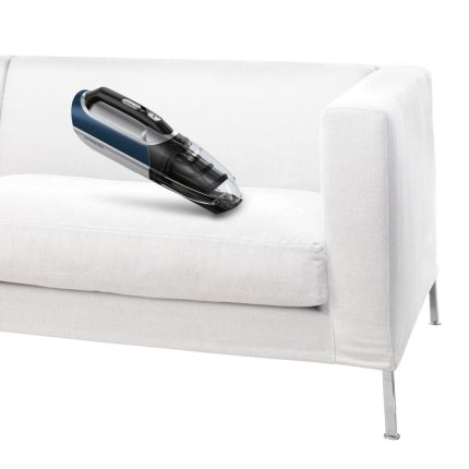 Aspirator vertical Bosch BBH22041 Readyyy multifunctional, acumulator NiMH, royal blue metallic