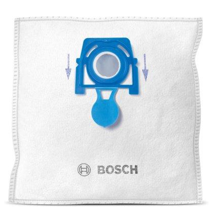 Set accesorii aspirator Bosch BBZWD4BAG cu 4 saci fleece + microfiltru motor