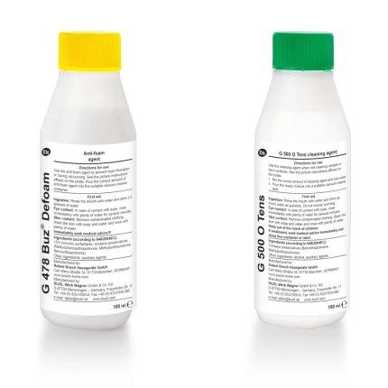 Set detergenti pentru aspiratoare AquaWash&Clean Boch BBZWDSET