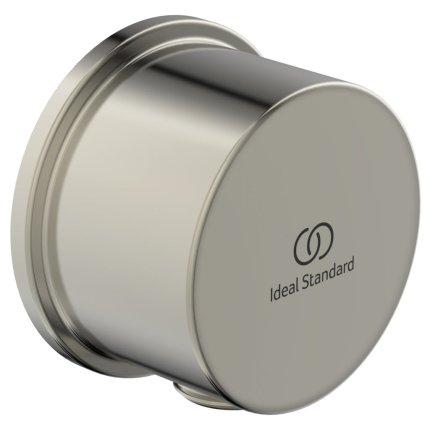 Conector FixFit Ideal Standard Ideal Rain Round, silver storm
