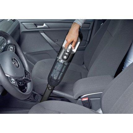 Aspirator multifunctional Bosch BCH3ALL25 2in1 Serie 4, acumulator LiIon 25,2V, autonomie 50 min, Midnight sapphire metallic