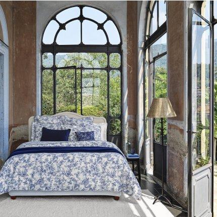 Cearceaf superior Jardin Secret Ophelia 180x290cm Crem