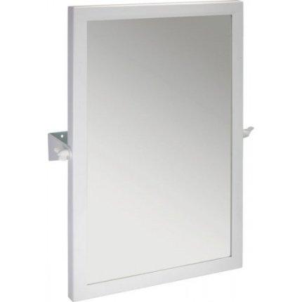 Oglinda pivotanta Bemeta Help 60x40x12cm rama alb