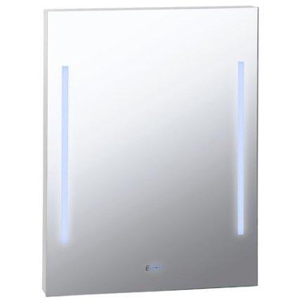 Oglinda cu iluminare si ceas Bemeta Hotel 600 x 800 x 35 mm, 3 W
