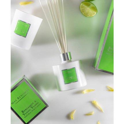 Card parfumat Max Benjamin Classic Bergamot & Ylang Ylang
