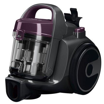 Aspirator fara sac Bosch BGC05A320 Serie 2, 700W, recipient praf 1,5 litri, stone grey