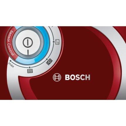 Aspirator fara sac Bosch BGC2U230 GS-20 Easyyy 700W, recipient praf 1,4 litri, rosu cranberry