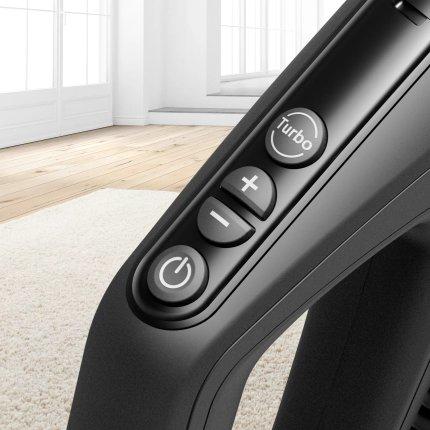 Aspirator cu sac Bosch ProPower BGL6POW2 Serie 6, 850W, Power Protect System negru