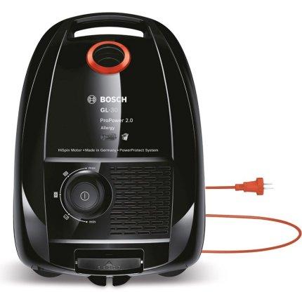 Aspirator cu sac Bosch BGL3A230 GL-30 ProPower 2.0 600W Negru
