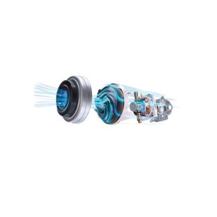 Aspirator cu sac Bosch BGLS4SIL1 ProSilence, 700W, PowerProtect, alb