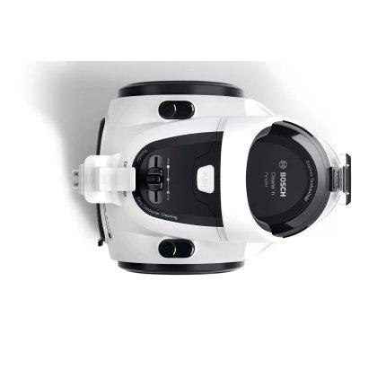 Aspirator fara sac Bosch BGS05A222 Serie 2, 700W, recipient praf 1,5 litri, alb