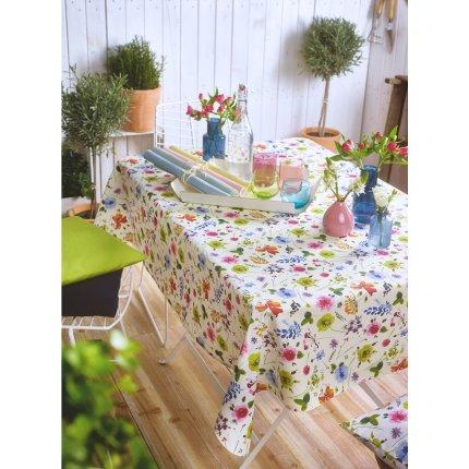 Fata de masa Sander Garden Bistro Mallorca 90x90cm, acoperire acrylica, 40 Original