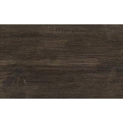 Gresie portelanata rectificata Iris E-Wood 90x22.5cm, 9mm, Black