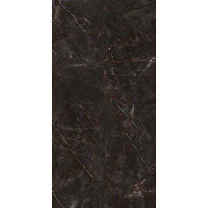 Gresie portelanata Iris Marmi 3.0 60x60cm, 9mm, Black Pulpis Lucidato