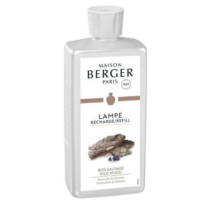 Parfum pentru lampa catalitica Berger Bois Sauvage 500ml