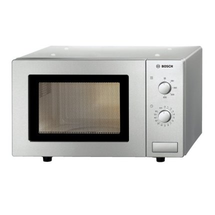 Cuptor cu microunde Bosch HMT 72M450 800W, Control electronic, Inox, independent/ incorporabil