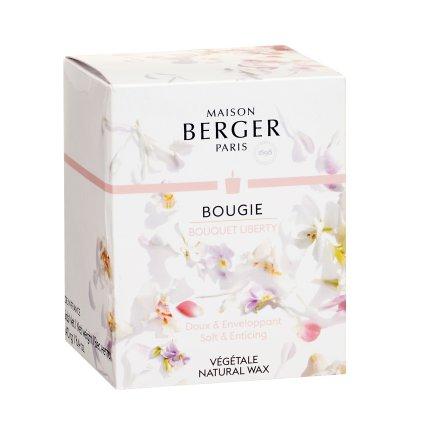 Lumanare parfumata Berger Poesy Bouquet Liberty 240g