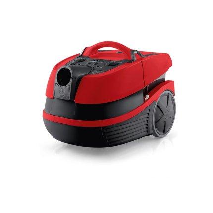 Aspirator Wet&Dry Bosch BWD421PET 3in1 Serie 4, 2100W, AquaWash&Clean, tornado red-black