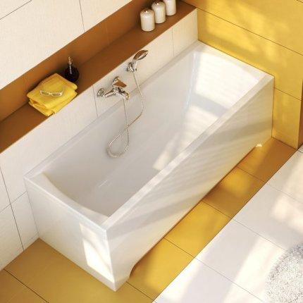 Cada rectangulara Ravak Concept Classic 150x70cm, alb