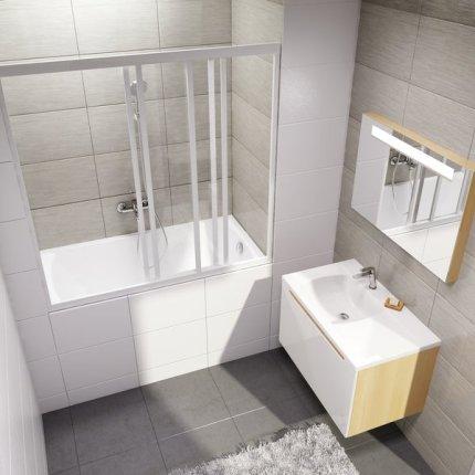Cada rectangulara Ravak Concept Classic 140x70cm, acril