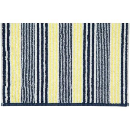 Prosop baie Cawo Maritime Stripes 50x100cm, 15 galben