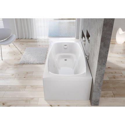 Cada rectangulara Ravak Concept XXL 190x95cm N, alb