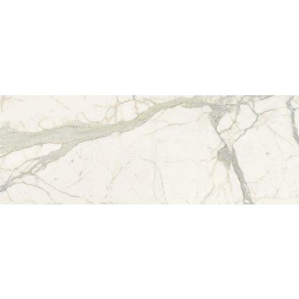 Gresie portelanata FMG Marmi Classici Maxfine 75x37.5cm, 6mm, Calacatta Lucidato