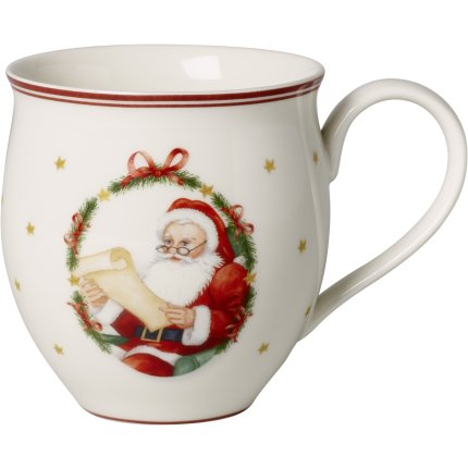 Set cadou Just Xmas Morning Coffee Mrs Santa