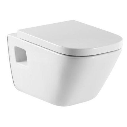 Capac WC Roca The Gap cu inchidere lenta