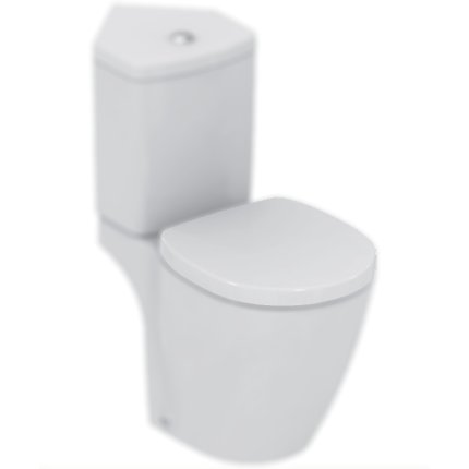 Capac WC Ideal Standard Connect Space Compact