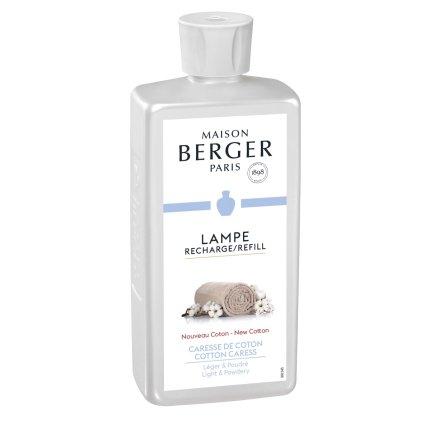 Parfum pentru lampa catalitica Berger Caresse de Coton 500ml