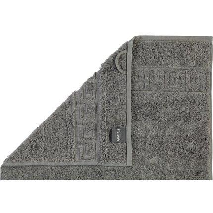 Prosop baie Cawo Noblesse Uni 30x30 cm grafit