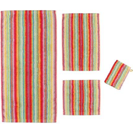 Prosop baie Cawo Lifestyle Stripes 7008 70x140cm, 37 multicolor