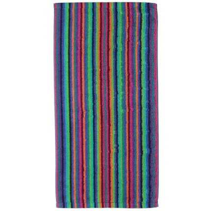 Prosop baie Cawo Lifestyle Stripes 7048  70x140cm, 84 multicolor