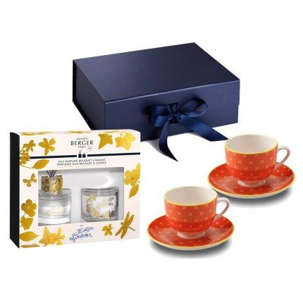 Set cadou Coffee Break Zafferano Orange