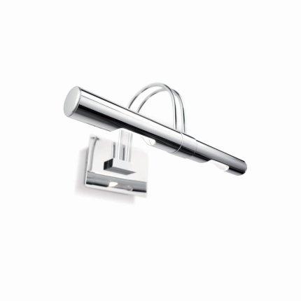 Aplica Ideal Lux Cico AP2, 2x40W, 27x14cm, crom