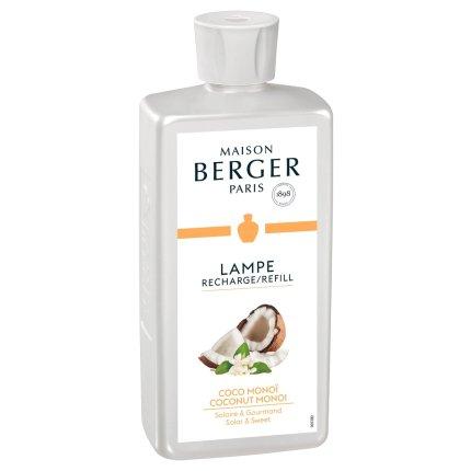 Parfum pentru lampa catalitica Berger Coconut Monoi 500ml