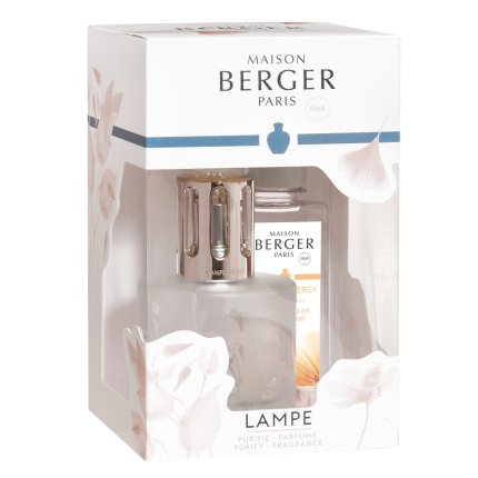 Set Berger lampa catalitica Aroma cu parfum Energy Zestes toniques