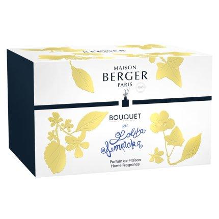 Difuzor parfum camera Berger Bouquet Premium Lolita Lempicka Mauve