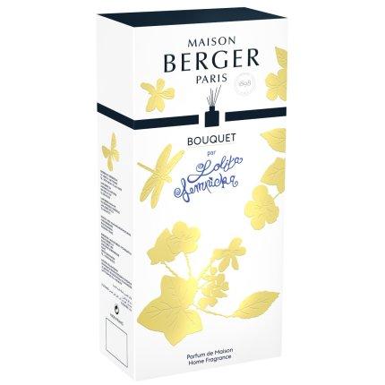 Difuzor parfum camera Berger Bouquet Decouverte Lolita Lempicka Mauve