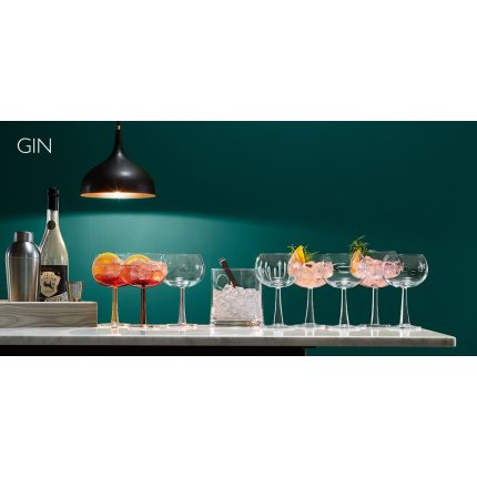 Set 2 pahare LSA International Gin Highball 380ml