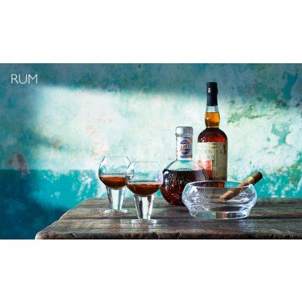 Set bol si 6 pahare LSA International Rum Punchbowl