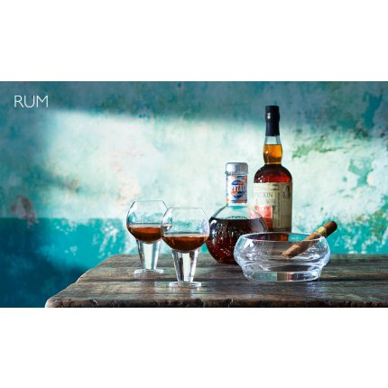 Scrumiera trabuc LSA International Rum 17cm