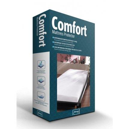 Protectie saltea iSleep Comfort 140x200cm, impermeabila